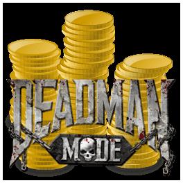 1M Deadman Mode Gold