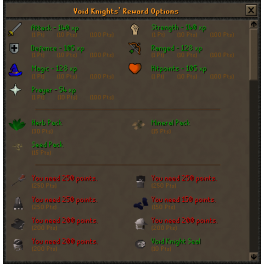 Pest Control Points 850 (Old School)
